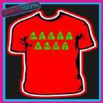 MERRY XMAS CHRISTMAS TSHIRT CHILDRENS MENS & LADIES SIZES